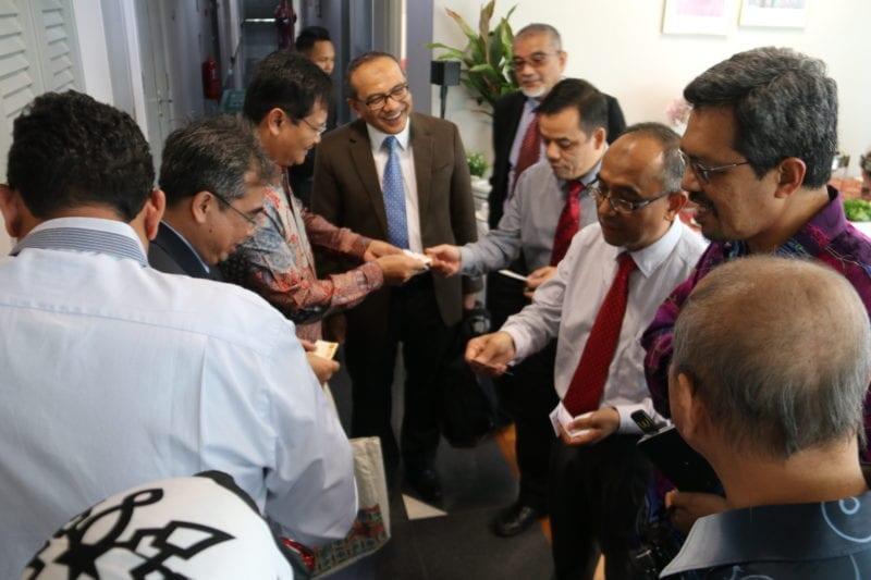 Gadjah Mada University, Indonesia visits UTM Kuala Lumpur
