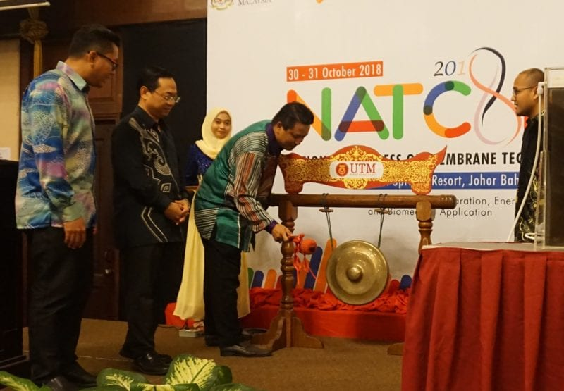 AMTEC UTM Organizes 2nd National Congress on Membrane Technology