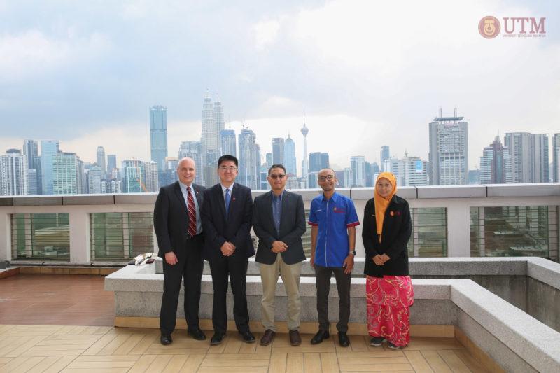 University of Illinois at Chicago (UIC) Visits UTM Kuala Lumpur