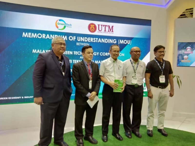 UTM and GreenTech Malaysia To Drive Energy Management Capacity Building and R&D Efforts in ASEAN