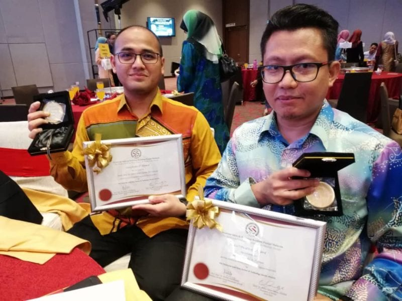 AMTEC Lecturers Conferred 2018 MASS Young Researcher Award