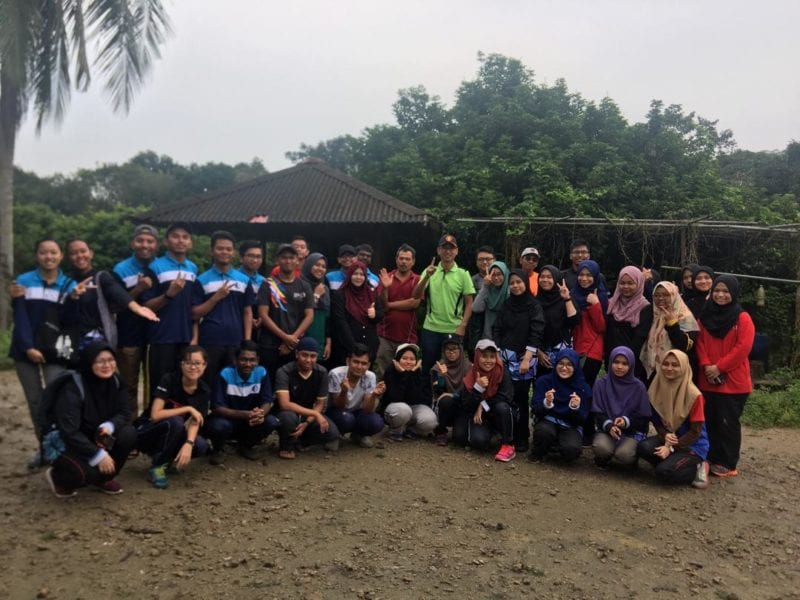 Pelajar KRP Rintis Projek RiverDale