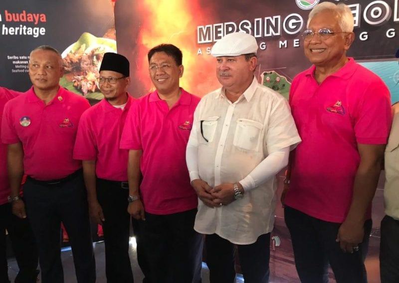 Sultan Johor Berkenan Cadangan Daerah Mersing sebagai Geopark Kebangsaan