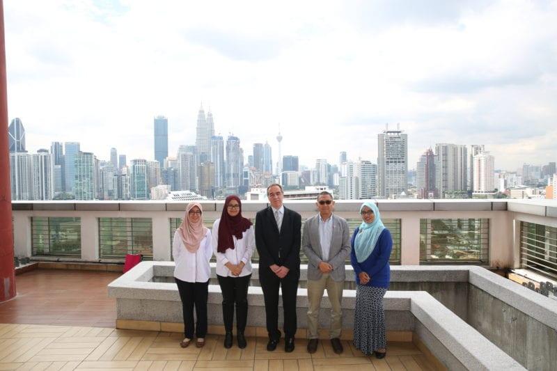 Edge Hill University Visit UTM Kuala Lumpur