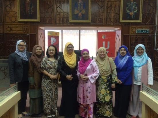 Program Kepimpinan Wanita Institut Pengajian Tinggi