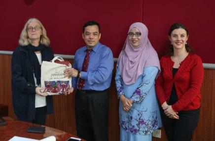 University of Claude Bernard Lyon 1 Visit UTM Kuala Lumpur