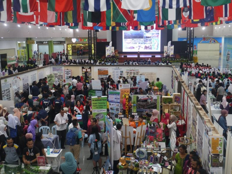 RCE Iskandar Sustainable & Low Carbon Schools Exhibition 2018