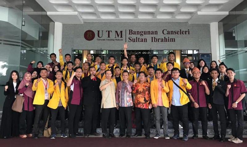 Sesi Perkongsian Ilmu dan Percambahan Idea antara MPP UTM-UMS-UNSRI