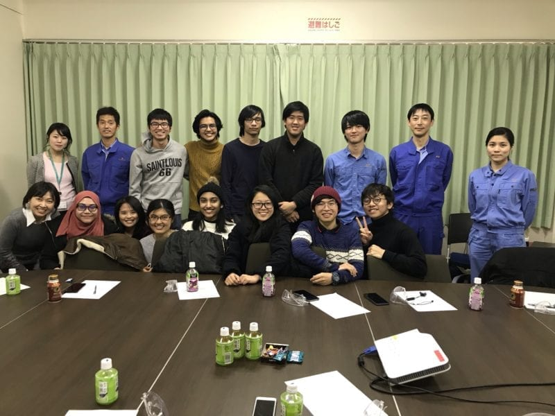 UTM Participated in TUAT Exchange Program under ASEAN International Mobility Students (AIMS) in Tokyo, Japan