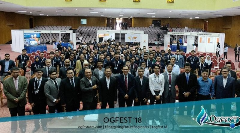Oil and Gas Festival 2018 in UTM