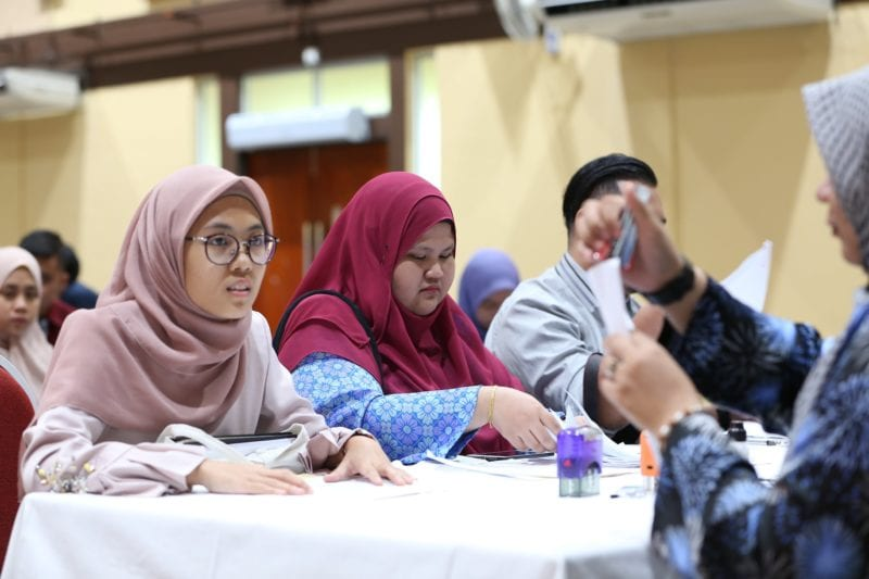 UTM Terima 327 Pelajar Baharu bagi Program Prasiswazah Semester 2 Sesi 2018/2019