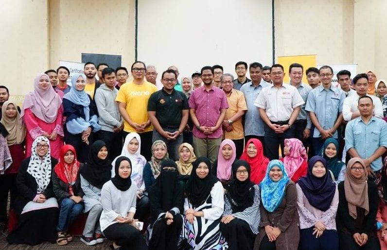 UTMCC anjur Program Revolusi Mahasiswa dan Usahawan E-Commerce