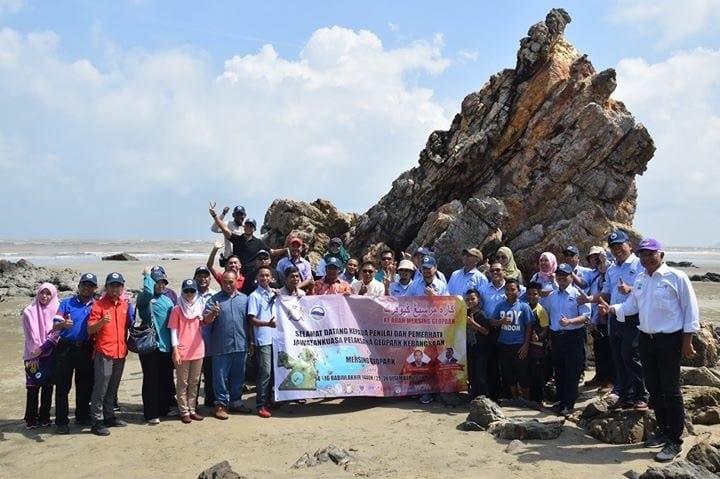 UTM Berkongsi Kepakaran Dalam Penilaian Untuk Pengiktirafan Mersing Sebagai Geopark Kebangsaan
