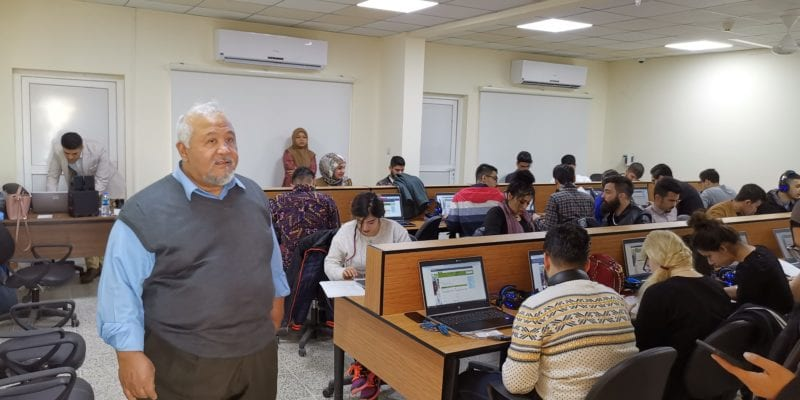 LANGUAGE ACADEMY, UTM WENT TO IRAQ TO PREPARE THE FIRST BATCH OF STUDENTS FOR QAIWAN UNIVERSITY, SULAYMANIYAH, KURDISTAN, IRAQ