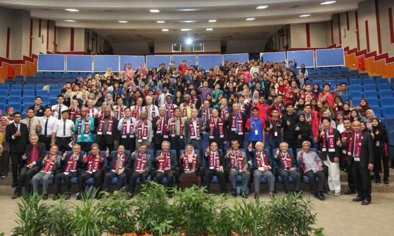 Majlis Penanaman Kapsul Masa UTM-TECHS Gamit Nostalgia UTM Kuala Lumpur