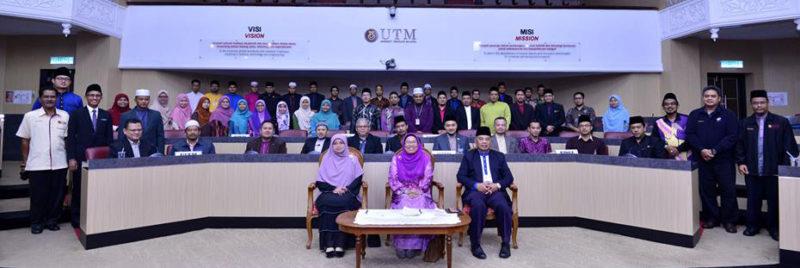Pusat Islam UTM Kongsi Ilmu & Pengalaman Pentadbir Masjid UA Melalui Konvensyen Kebangsaan Pengurusan Ekonomi Masjid