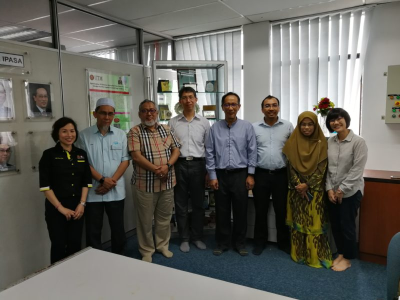 UTM and National Tsing Hua University established the Malaysia-Taiwan Innovation Centre for Clean Water and Sustainable Energy
