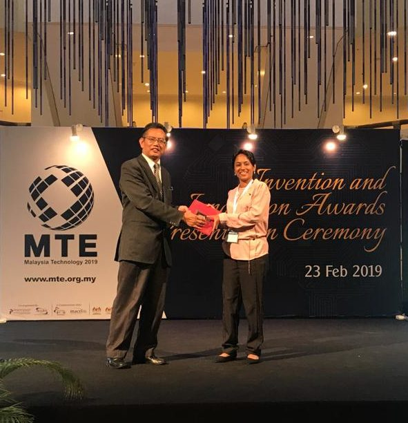 Penyelidik UTM Bolot Tiga Kemenangan di Malaysia Technology Expo (MTE) 2019