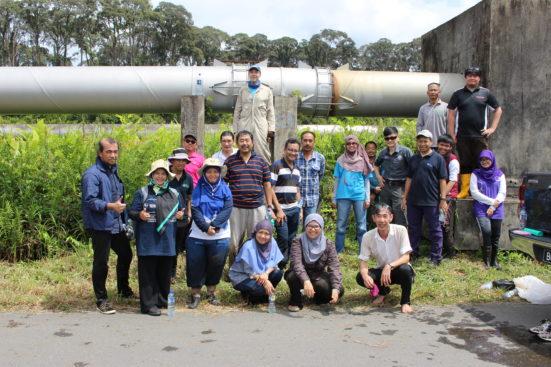 Penerapan ICT dalam Pemantauan Agrikultur dan Alam Sekitar oleh Penyelidik UTM dan ASEAN