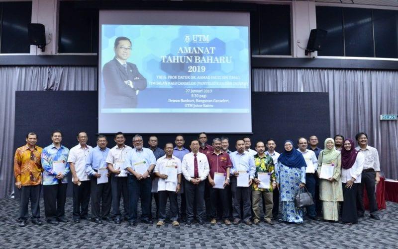 Tiga Strategi Utama Tingkat Kualiti Penyelidikan UTM tahun 2019 – TNCPI