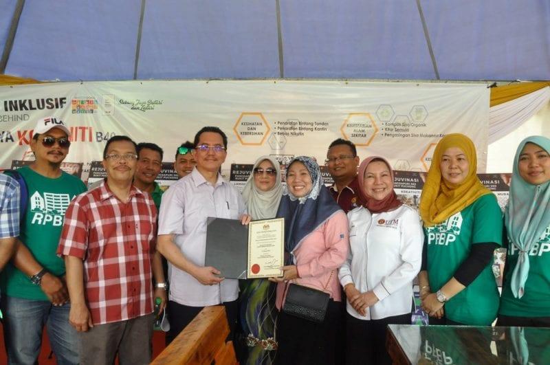 Program Rejuvinasi Usahasama ISI UTM & MPSJ Berjaya Memperkasakan Komuniti Bukit Puchong
