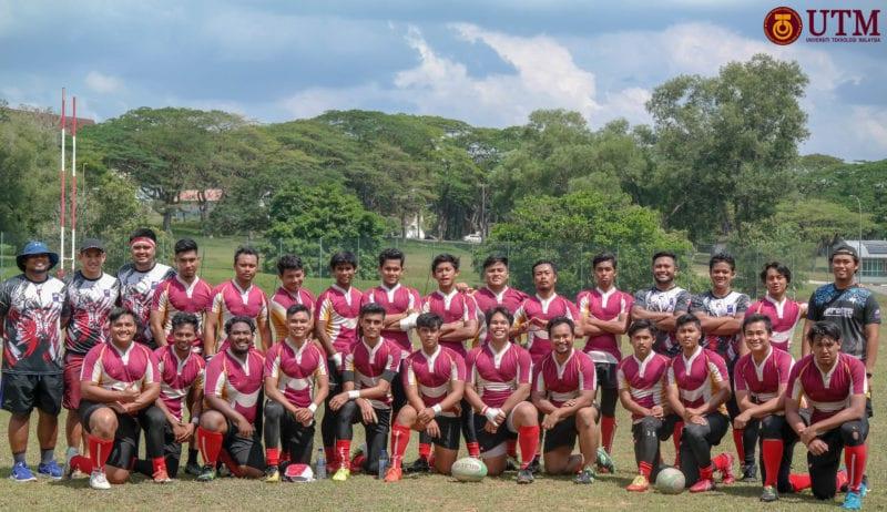 Kemenangan ke-3 Peringkat Kumpulan UTM Pirates RC dalam Kejohanan Ragbi Liga Johor 2019 (JRL 19)