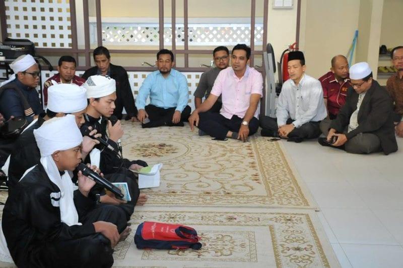 Ramah Mesra Sinergi di Akademi Tamadun Islam