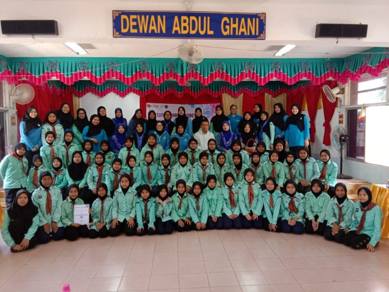 UTM Students Promote Advocacy and Enhancing Skills to Influence Power People for Tunas Girl Guides  at  Besut, Trengganu