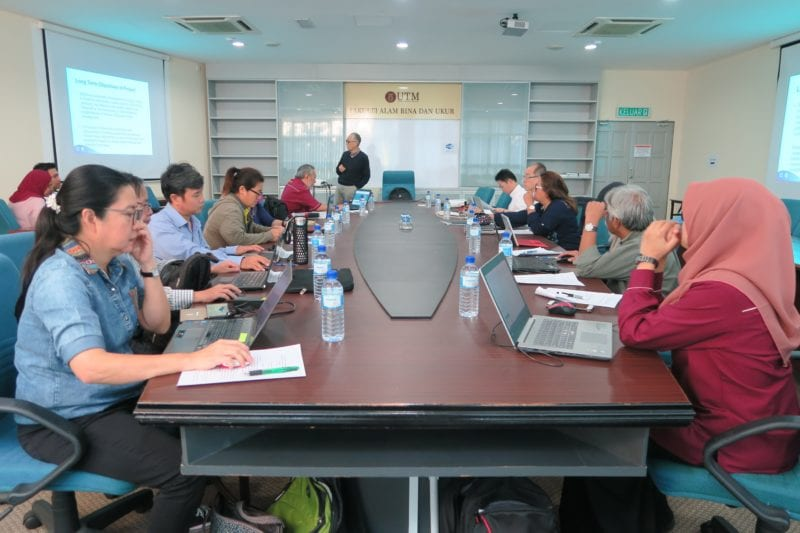 Western Pacific (WESTPAC) – Ocean Remote Sensing Project (ORSP) for Coastal Habitat Mapping Workshop
