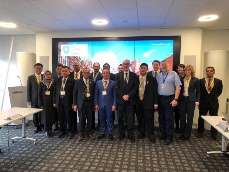 UTM Sedia Jalin Kerjasama Antarabangsa Dengan AMRC, University Of Sheffield