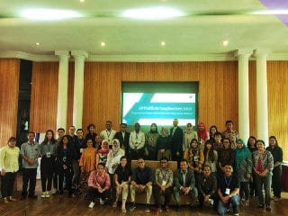 UTM Students Participate in ProSPER.Net Young Researchers' School (YRS) Program
