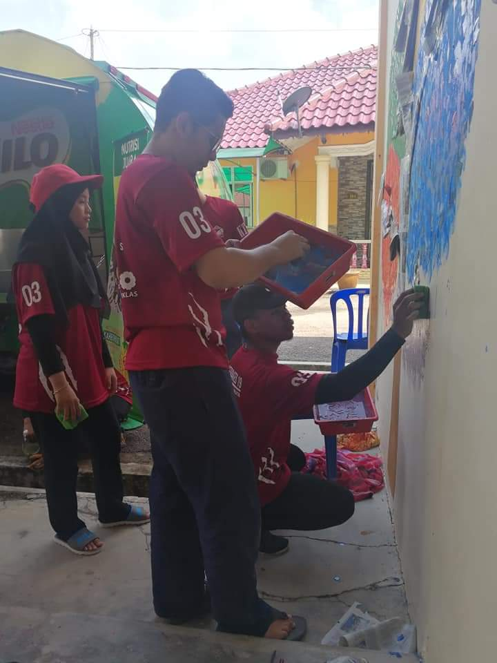 Kolej Tun Razak gave back to community as 'university for community' initiative