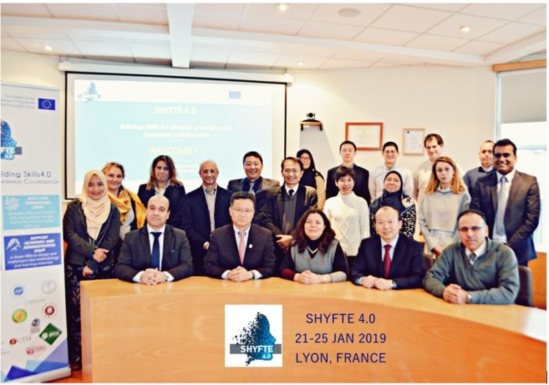 UTM appointed as a partner University in ERASMUS+ SHYFTE 4.0 Project