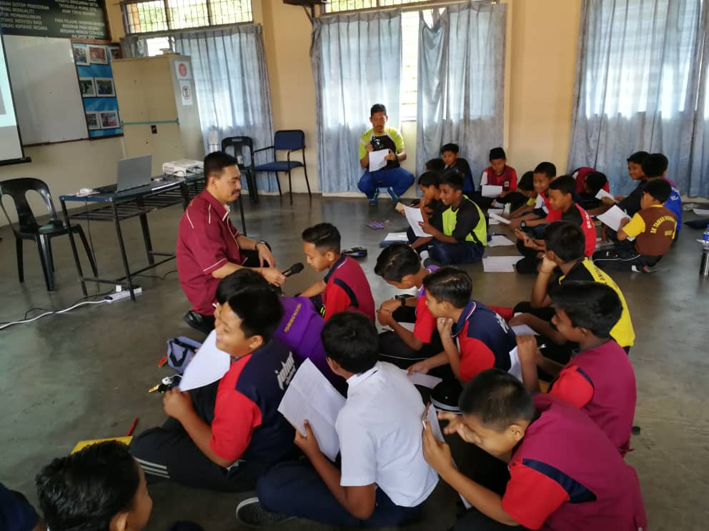 School of Education Conducted Year 6 Motivation Program in Preparation for UPSR