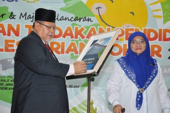 Pelan Tindakan Pendidikan Kelestarian Johor 2019-2023 UTM-JPNJ Dukung Aspirasi SDG Universiti