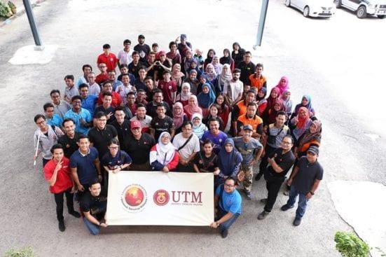 65 Pelajar Program 'Signature' UTM, 5ETP Cetus Inspirasi di Sedeli Kecil