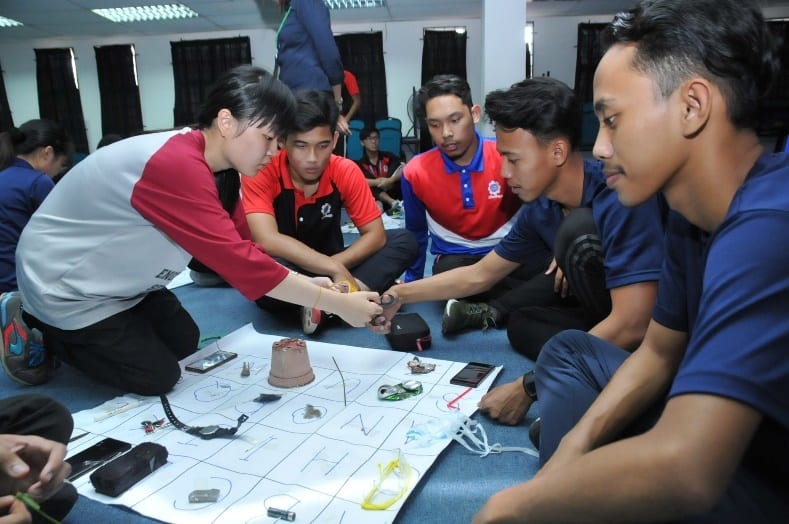 Karnival STEMorphosis di Kolej Matrikulasi Kejuruteraan Johor