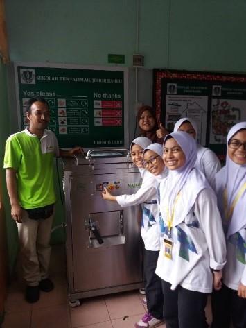 Dr. Huszalina dari FS Dilantik Penasihat Kompos Sisa Makanan Secara Berkala Untuk Kelestarian Alam Sekitar