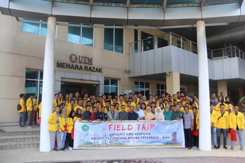 Universitas Lancang Kuning visits UTM Kuala Lumpur