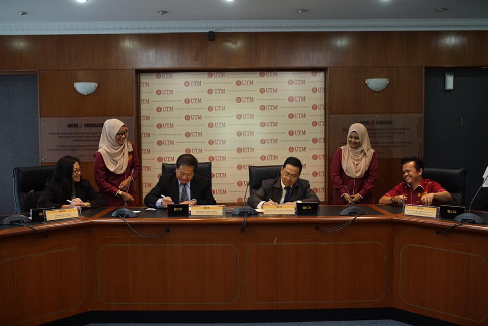 UTM – ECO BEE MOA Signing: Collaboration in the Field of Propolis