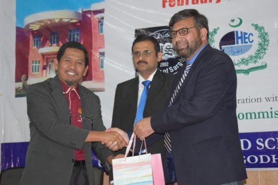 Dr. Zulkifli dari SHARPS, UTM Utarakan Isu Global Ketidakcukupan Makanan di Pakistan