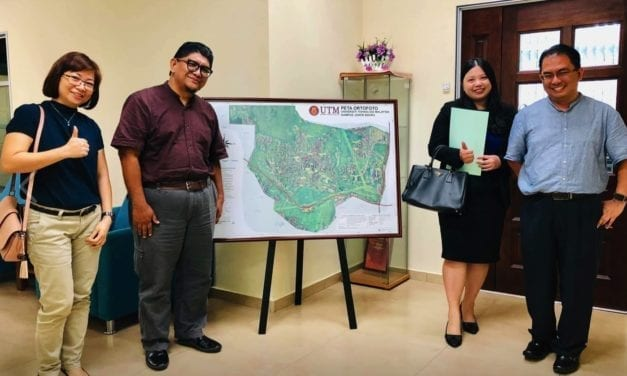 UTM Real Estate Strengthened Collaboration with Property Industry