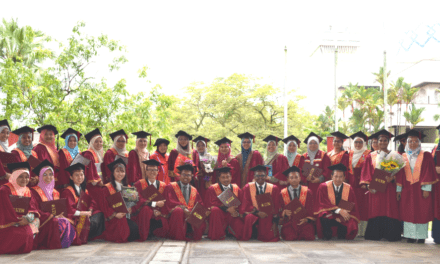 JKNNS top medical professionals graduated with AHIBS MBA