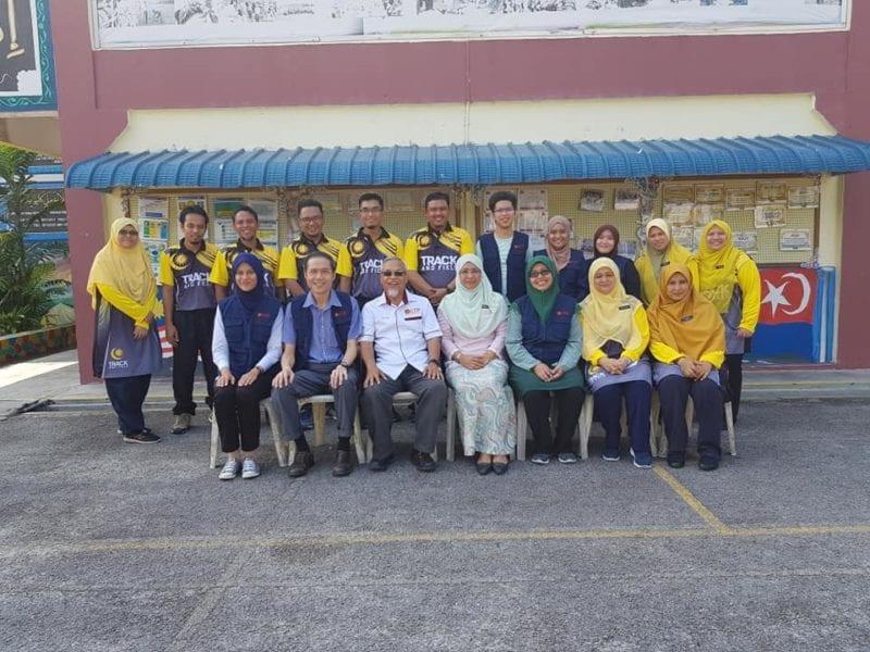 Program CSR Matematik di SK Jeram Batu, Pekan Nenas