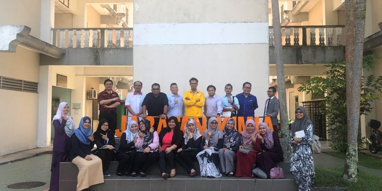 Chemistry Career Day 2019 Organized by the Department of Chemistry, Faculty of Science, UTM