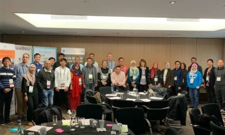Global recognition for UTM lecturers at the Asian CHI Symposium,  ACM SIGCHI Conference, Glasgow