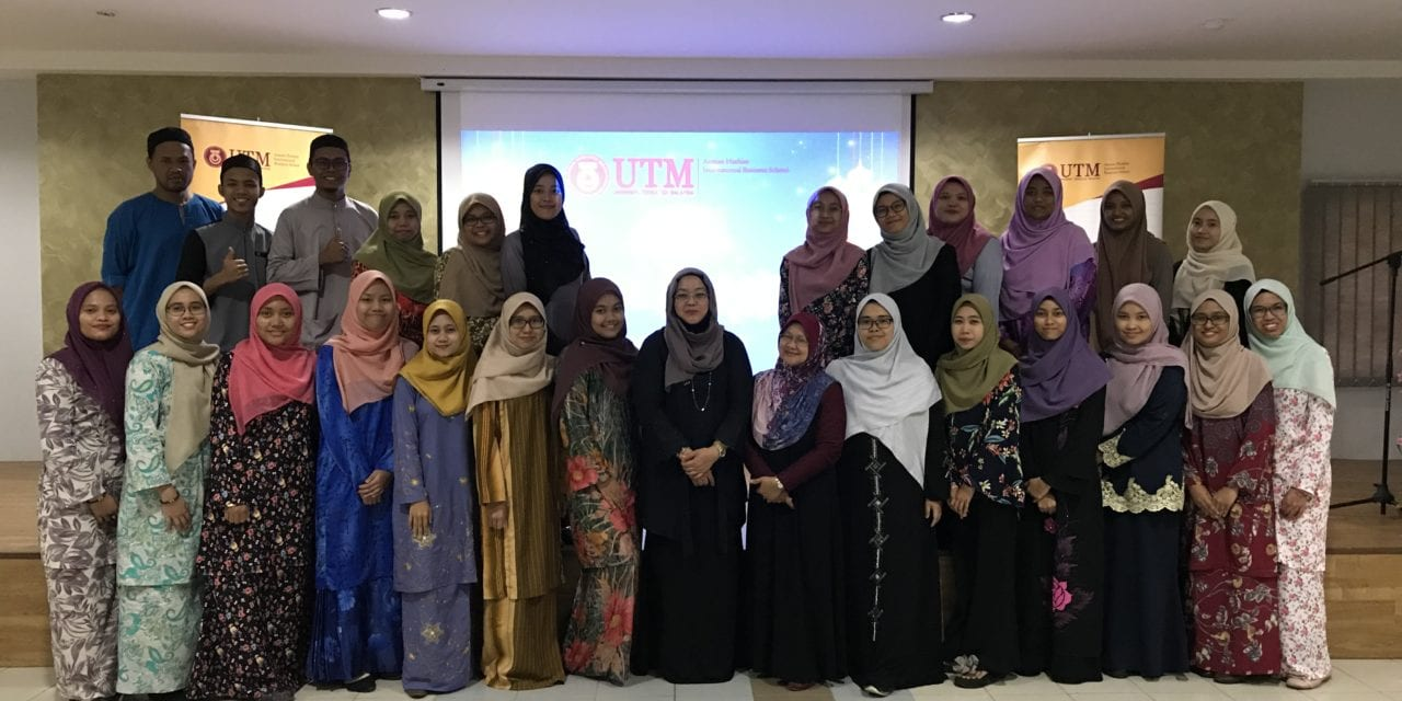 """AHIBS Celebrates Iftar with """"Harapan"""" Undergraduate Students in JB Campus"""