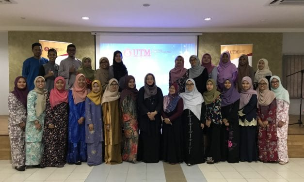 "AHIBS Celebrates Iftar with ""Harapan"" Undergraduate Students in JB Campus"