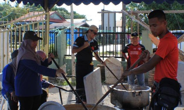 Jelajah Srikandi 3.0 Curah Bakti di Kota Samarahan