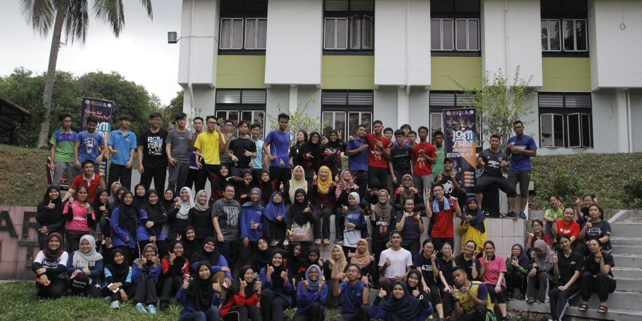 Jom Sihat Mahasiswa by KTDI